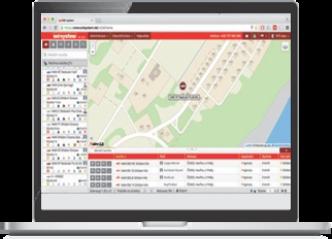 gps tracker webportal