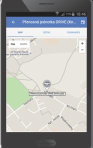 gps tracker tick mobil app