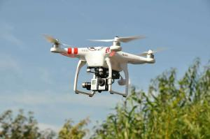 gps tracker drone