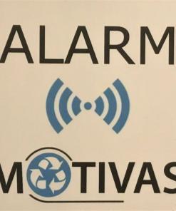 til oplysning om alarm