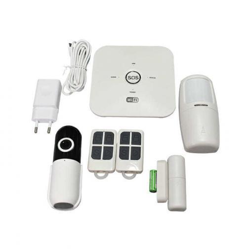 tuya alarm kit mini