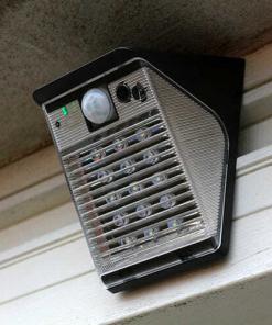 videokamera wifi lys solcelle