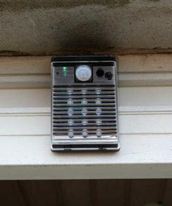 videokamera wifi solcelle